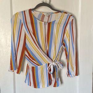 NWOT Miss selfridge blouse
